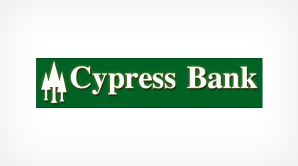 Cypress Bank, Fsb logo