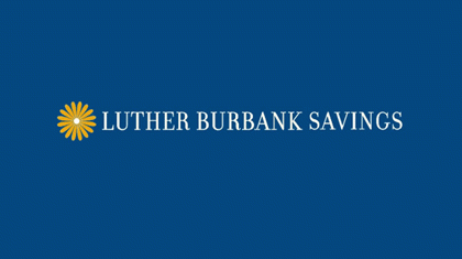 Luther Burbank Savings logo