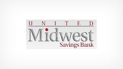 United Midwest Savings Bank logo