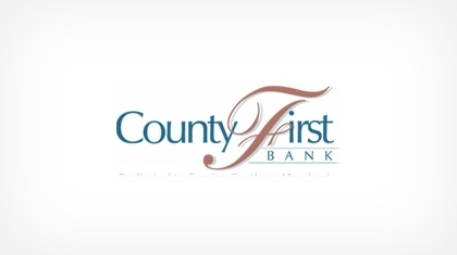 County First Bank Logo