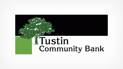 Tustin Community Bank logo