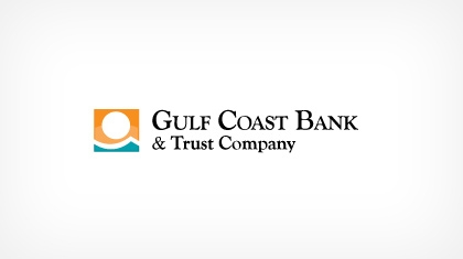 Gulf Coast Bank and Trust Company Logo