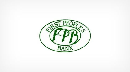 First Peoples Bank (Pine Mountain, GA) logo