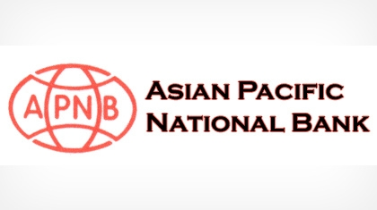 Asian Pacific National Bank logo