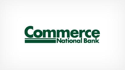 Commerce National Bank (Corinth, MS) Logo
