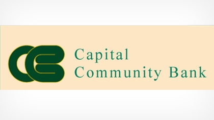 Capital Community Bank logo