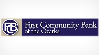 First Community  Bank of the Ozarks logo