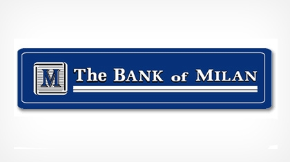 The Bank of Milan logo