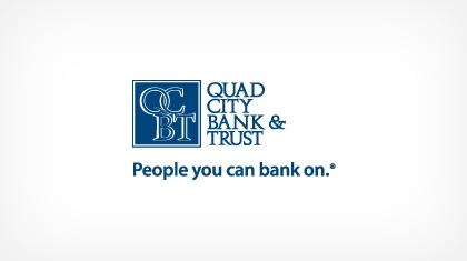Quad City Bank and Trust Company logo