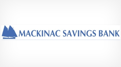 Mackinac Savings Bank, F.s.b. logo