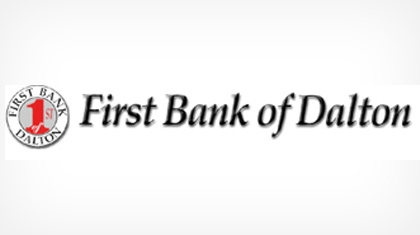 First Bank of Dalton logo