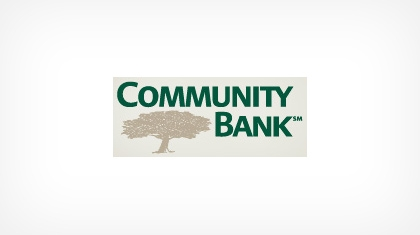 Community Bank, Coast Logo