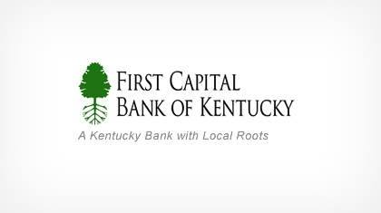 The First Capital Bank of Kentucky logo