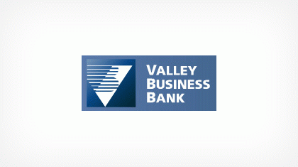 Valley Business Bank logo