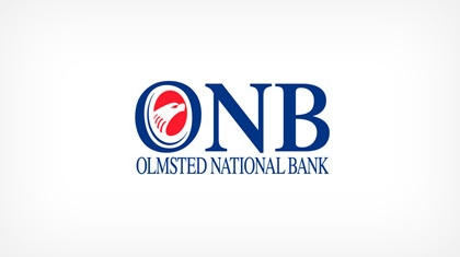 Olmsted National Bank logo