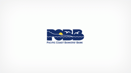 Pacific Coast Bankers' Bank logo