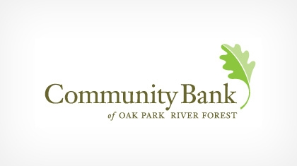 Community Bank of Oak Park River Forest logo
