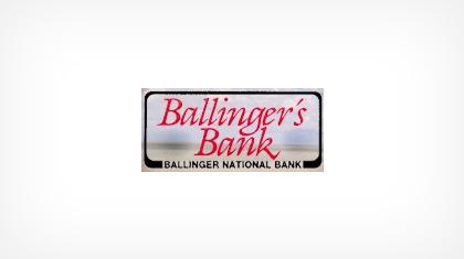 Ballinger National Bank logo
