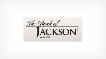 The Bank of Jackson logo