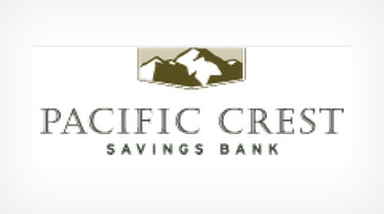 Pacific Crest Savings Bank logo
