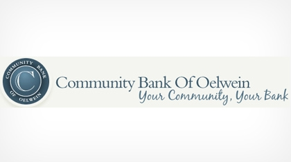 Community Bank of Oelwein logo