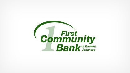 First Community Bank of Eastern Arkansas logo