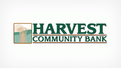 Harvest Community Bank logo