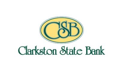 Clarkston State Bank Logo