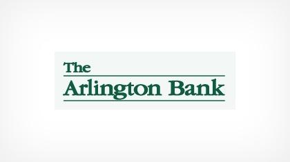 The Arlington Bank logo