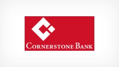 Cornerstonebank logo