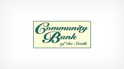 Community Bank of the South (Merritt Island, FL) Logo