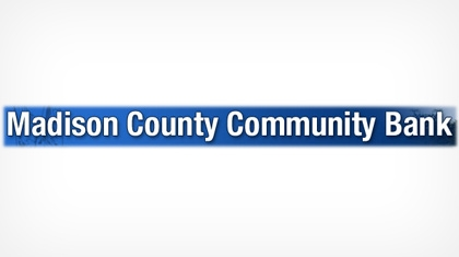 Madison County Community Bank logo