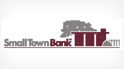 Small Town Bank logo