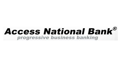 Access National Bank logo