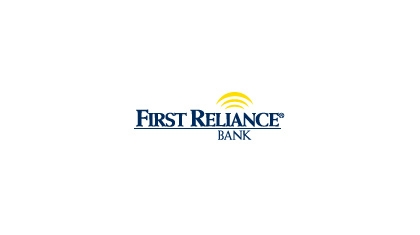 First Reliance Bank logo