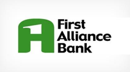 First Alliance Bank logo