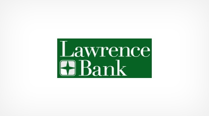 The Lawrence Bank logo