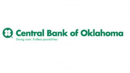 Central Bank of Oklahoma logo