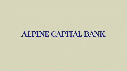 Alpine Capital Bank logo