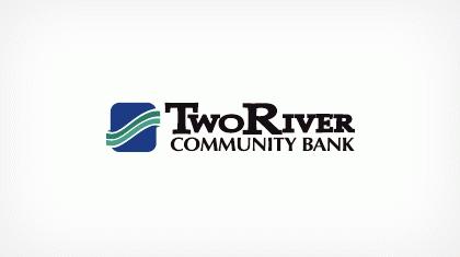 Two River Community Bank logo