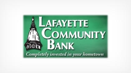 Lafayette Community Bank Logo