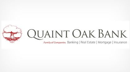 Quaint Oak Bank logo