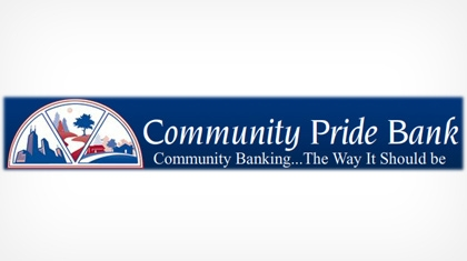Community Pride Bank Logo