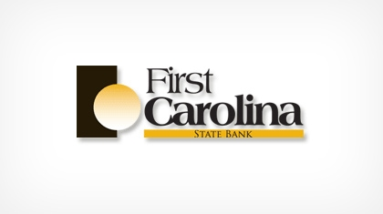 First Carolina State Bank logo