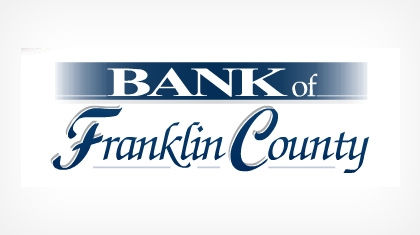Bank of Franklin County Logo