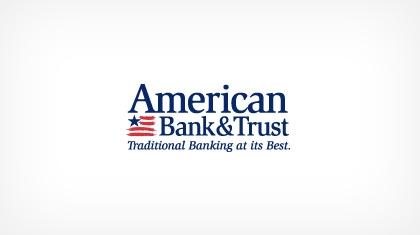 American Bank & Trust Company, Inc. logo