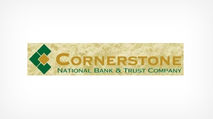 Cornerstone National Bank & Trust Company logo