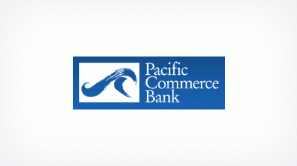 Pacific Commerce Bank logo