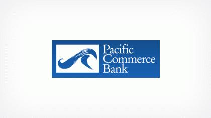 Pacific Commerce Bank Logo
