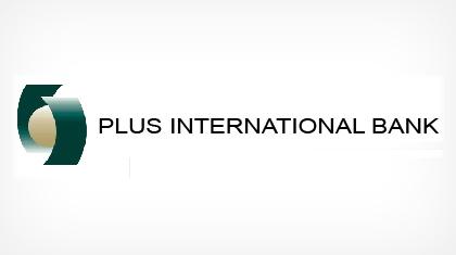 Plus International Bank logo